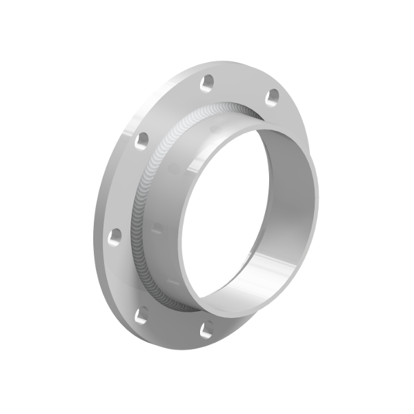 Flanged Weld Neck Adapter - FW_ _ _